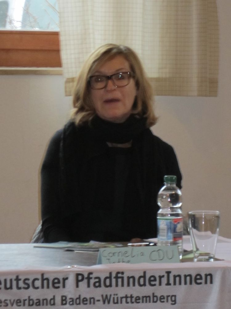 Cornelia Jathe CDU